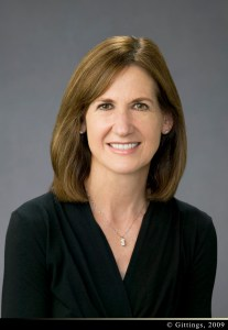 Patty Bender, partner, Vista Private Equity Group