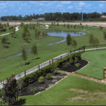 Figure 5: Overview of Stonebrook Estates under construction. Photo: Terra Visions