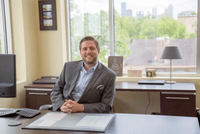 Jason Cooper, president Arch-Con Construction