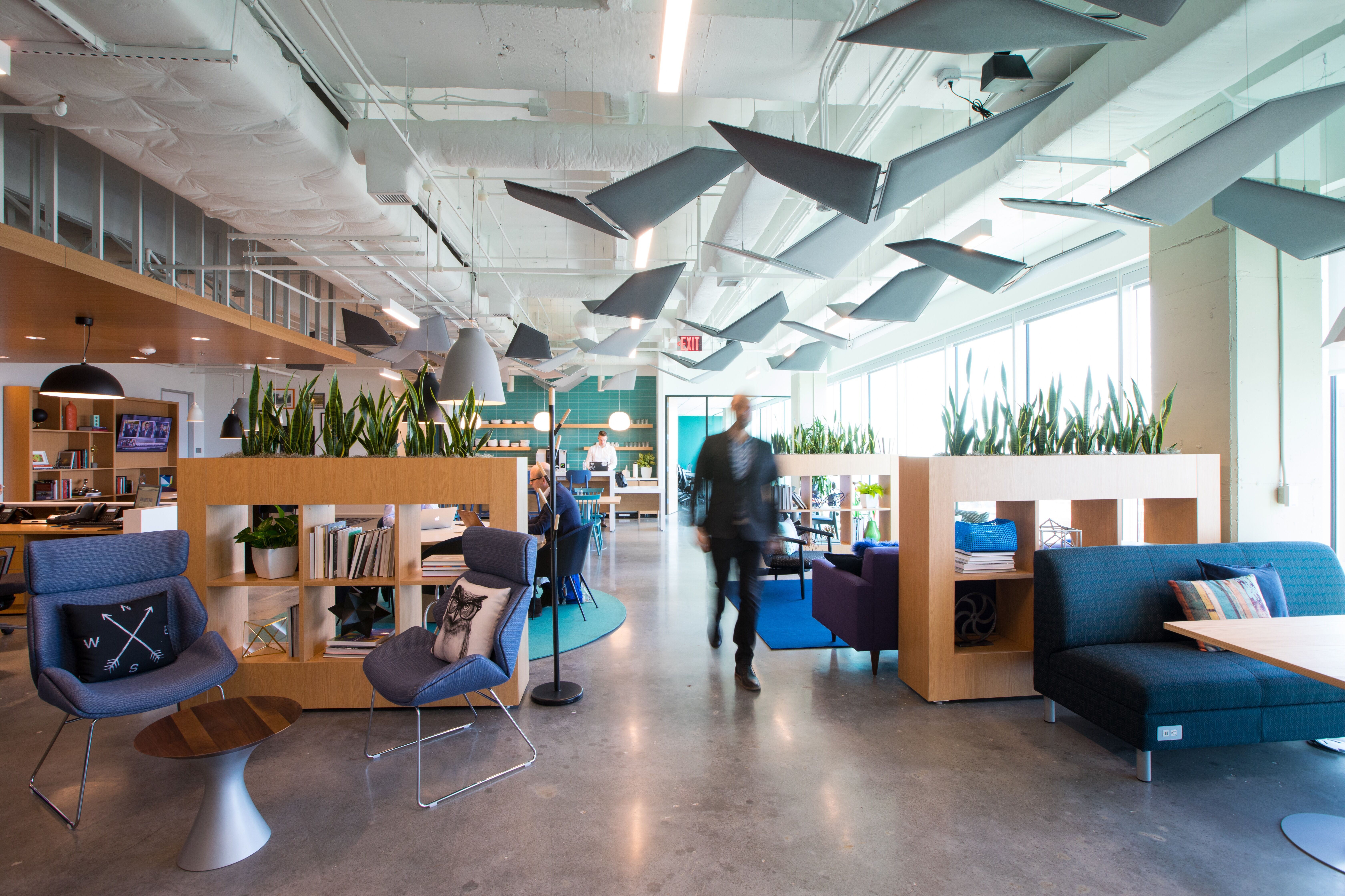 Spaces launching two co working office facilities in