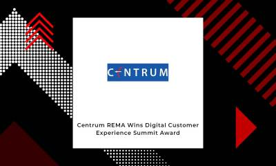 Centrum REMA Digital Platform Wins Award