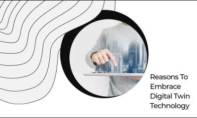 Digital Twin Technology, A Boon For Real Estate