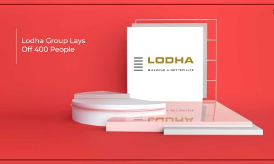 Lodha Group Gives Pink Slips To 400 Employees