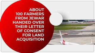 Jewar airport project set for take-off as Uttar Pradesh gets 80% land