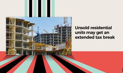 Unsold residential units may get an extended tax break
