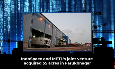 IndoSpace and METL's