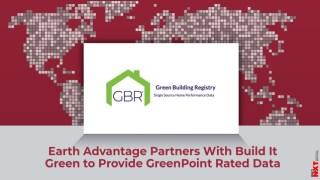 Green Building Registry