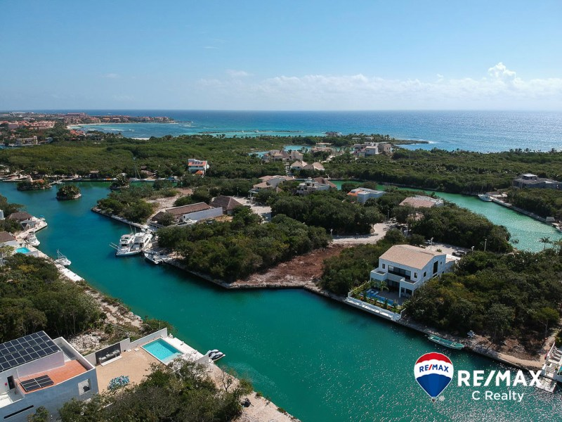 Lot for Sale in Puerto Aventuras, Phase 4