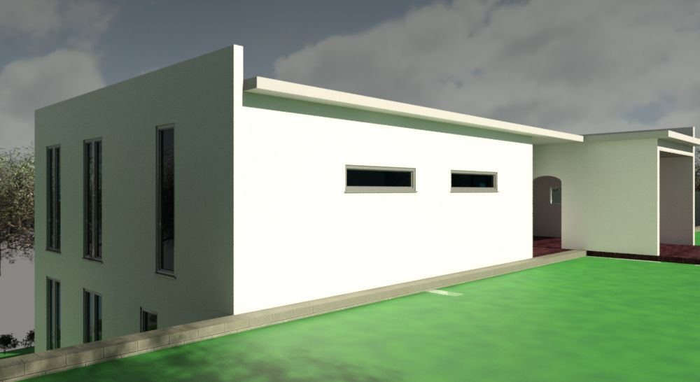 modern house in viex fort for sale