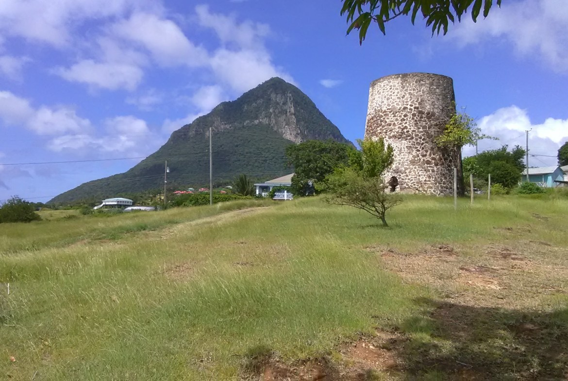 land for sale in choiseul st lucia
