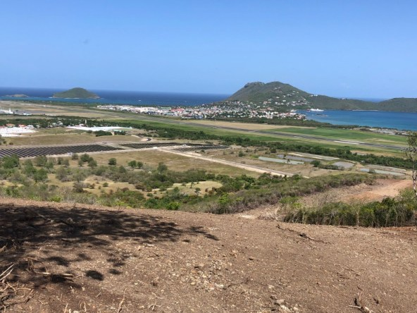 cedar heights land for sale vieux fort st lucia