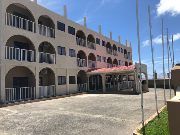 mini hotel for sale in vieux fort st lucia