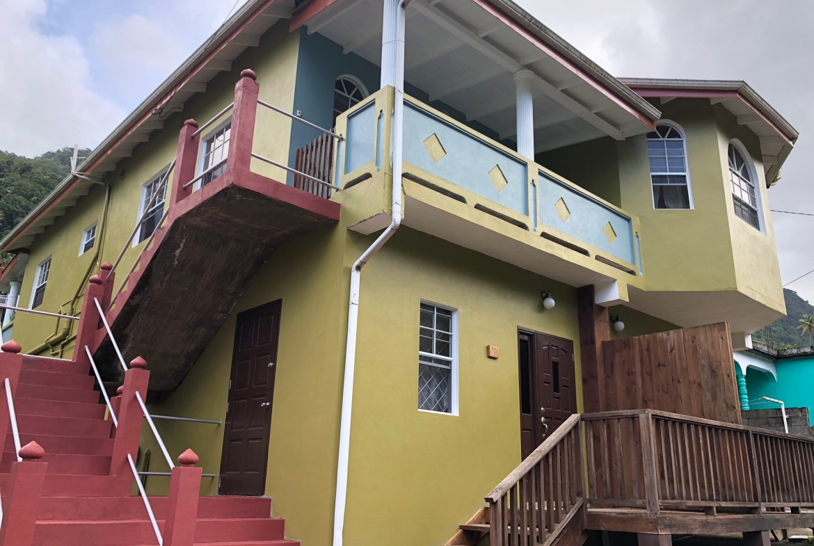 house for sale in soufriere st lucia caribbean west indies