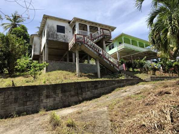 fixer upper house for sale in st lucia