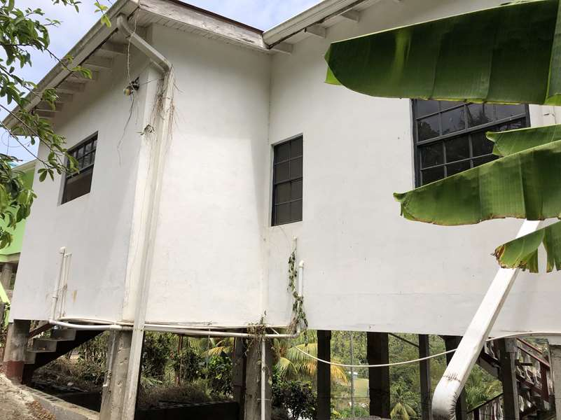 side Fixer Upper House For Sale St Lucia, Mon Repos Micoud