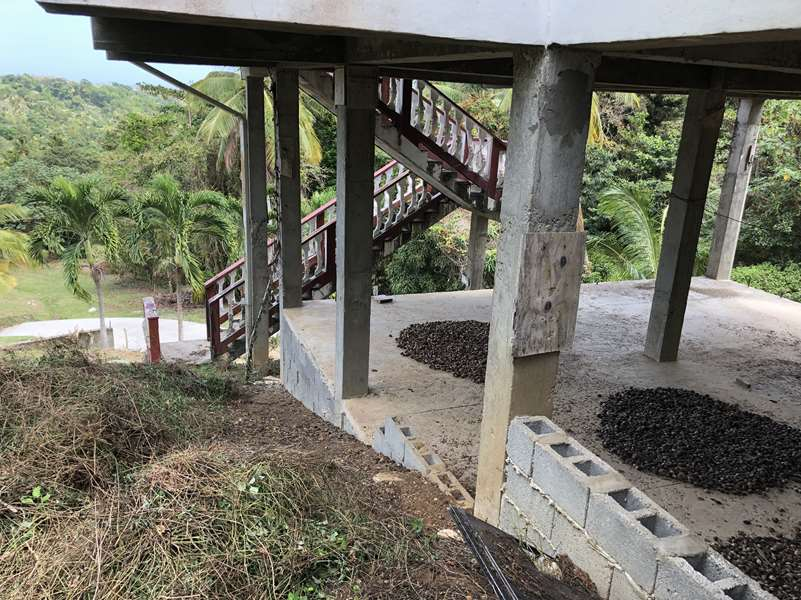 apartment Fixer Upper House For Sale St Lucia, Mon Repos Micoud