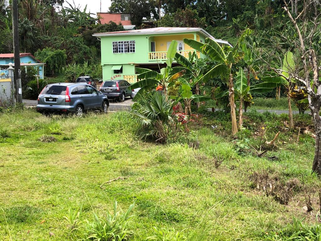Land for sale in micoud