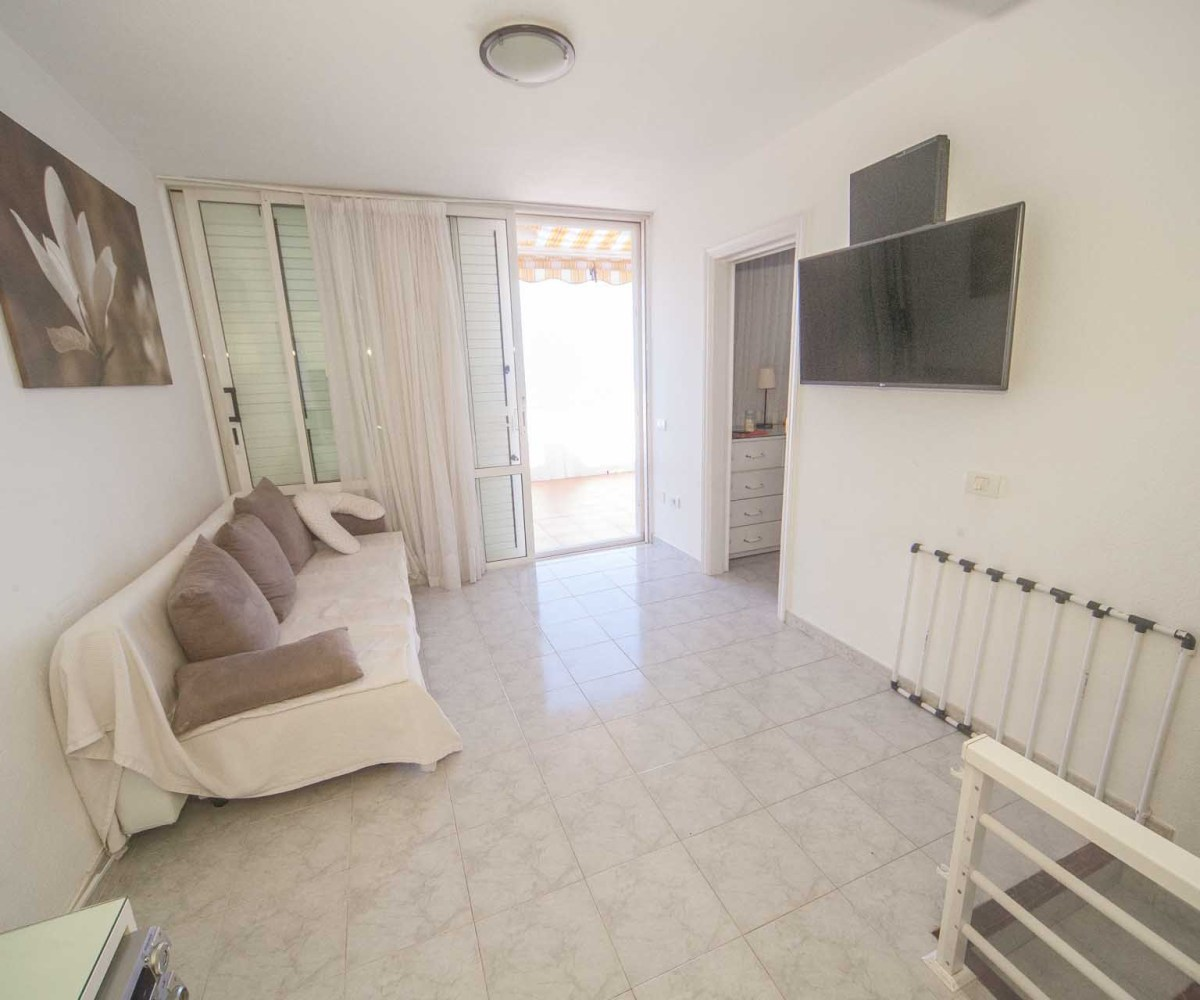 Apartment Agency: Apartment With Panoramic Ocean Views In Los Gigantes