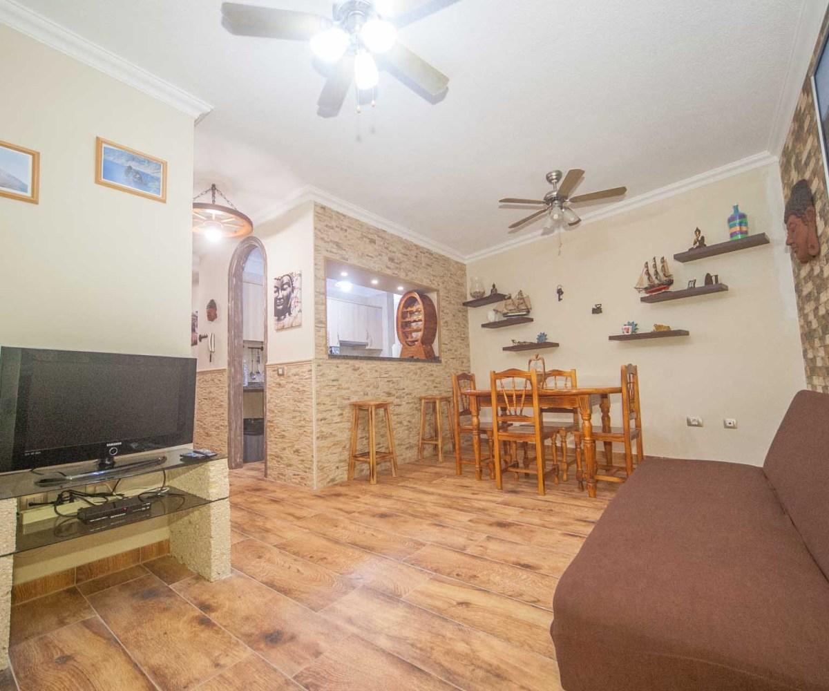 Apartment Agency: Beautifully Refurbished Apartment In Puerto De Santiago