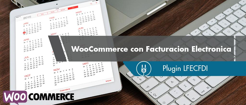 WooCommerce con Facturación Electrónica - Realvirtual