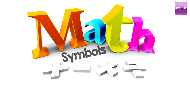 Engaging Maths Symbols Their Meaning Real Wealth Business