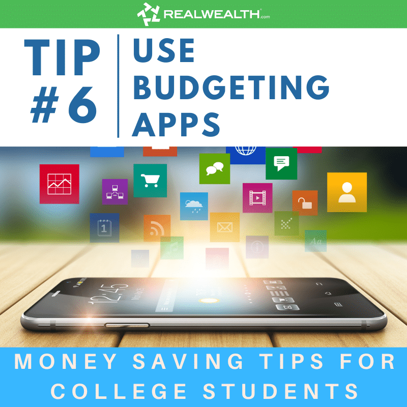 Image Highlighting - Money Saving Tips For College Students Tip 6 Use Budgeting Apps