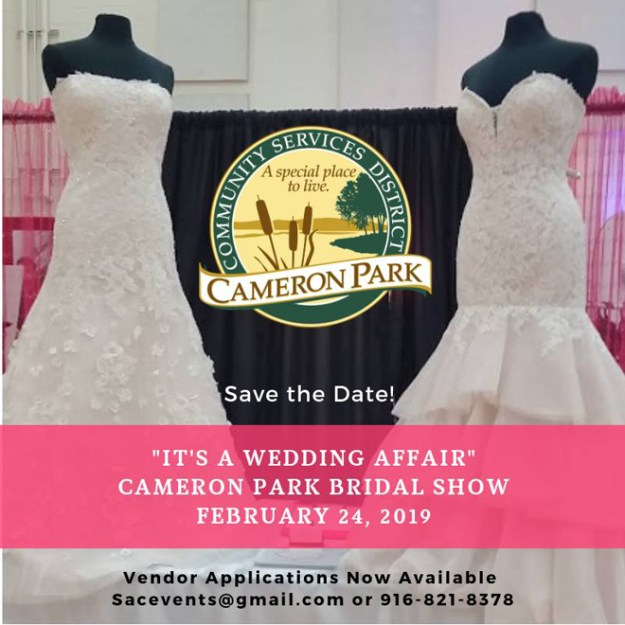 Cameron Park Bridal Show | Sacramento Wedding Event