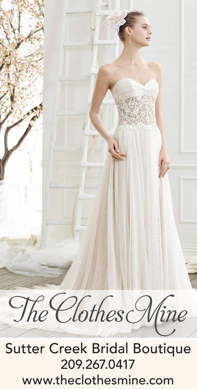 Sacramento Wedding Dresses | Sacramento Bridal Gowns | Sutter Creek Wedding Dresses | Sutter Creek Bridal Gowns | Bridesmaid Dresses