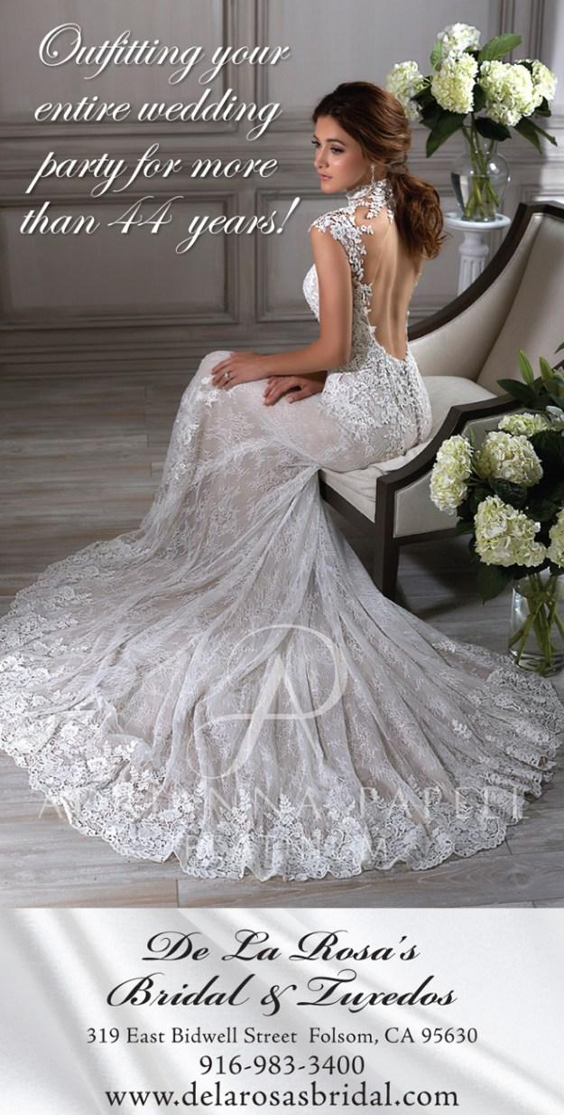 Sacramento Wedding Dresses   Folsom Bridal Gown