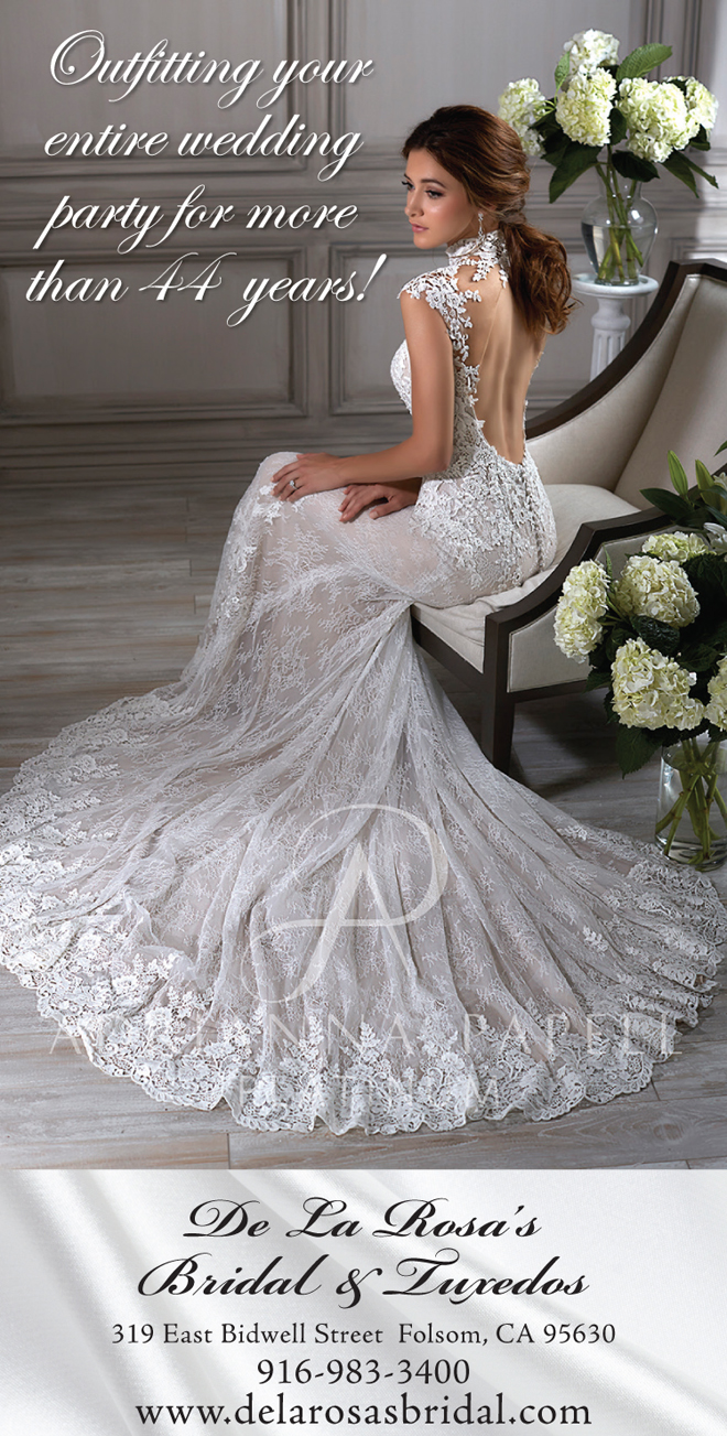 Sacramento Wedding Dresses | Folsom Bridal Gown