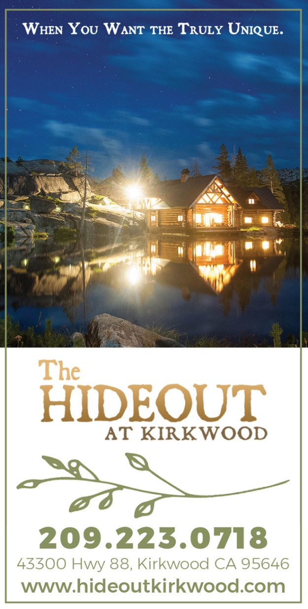 Kirkwood Wedding | The Hideout | Real Wedding | Lake Tahoe Wedding | Mountain Wedding | Outdoor Wedding | Real Weddings
