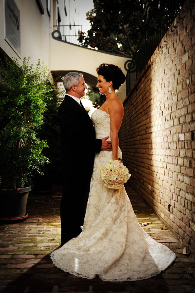 Real Weddings Sunday: Presenting Danielle & Jim