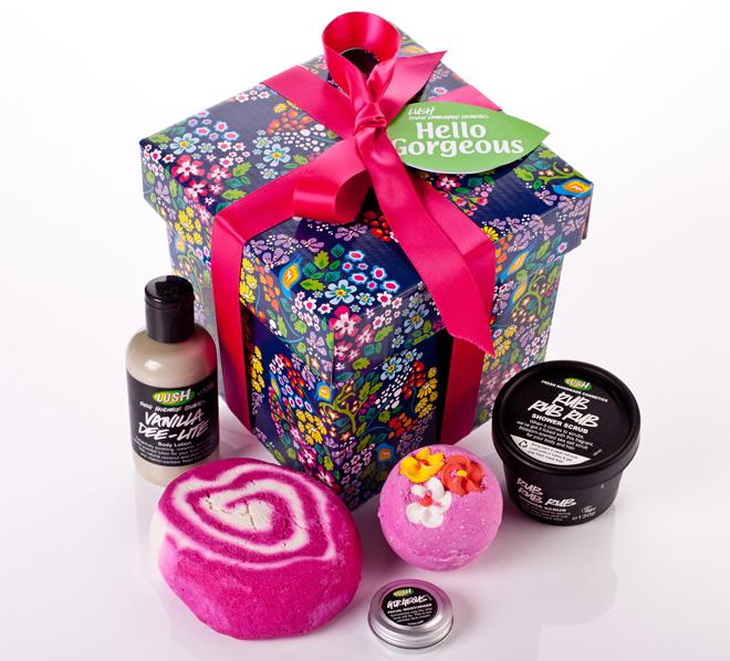 LUSH Hello, Gorgeous Gift Set
