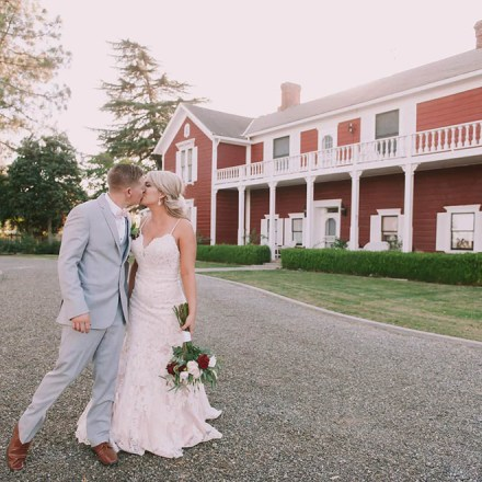 Historic Oakdale Ranch Esparto Sacramento Wedding Venue Real Weddings Magazine