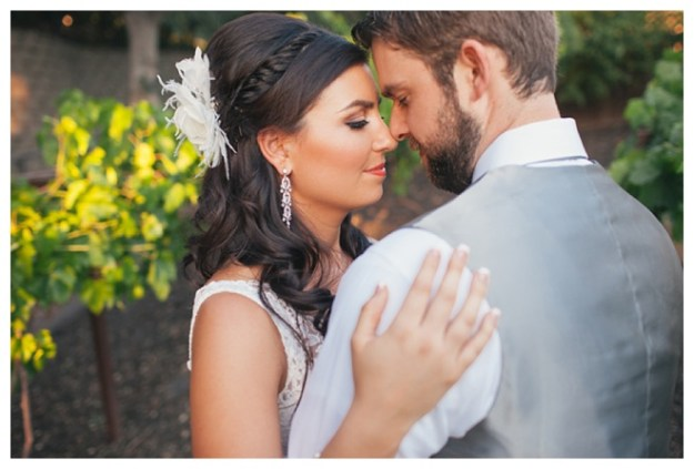 Featured Real Wedding: Lauren & Brian {from the Winter/Spring 2014 Issue of Real Weddings Magazine}