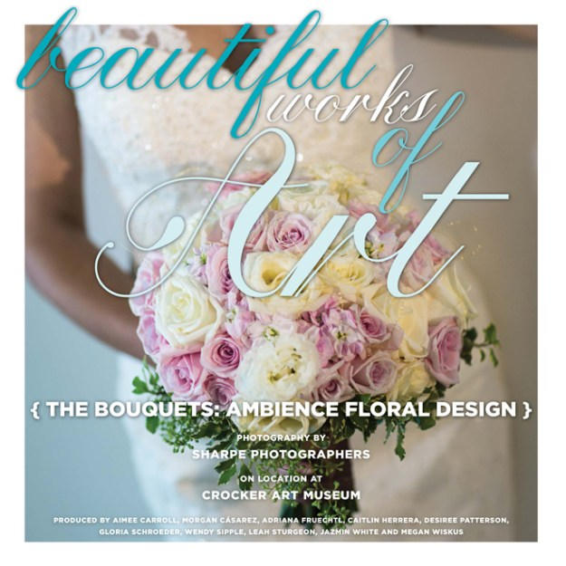Beautiful Works of Art: The Bouquets {Ambience Floral Design}