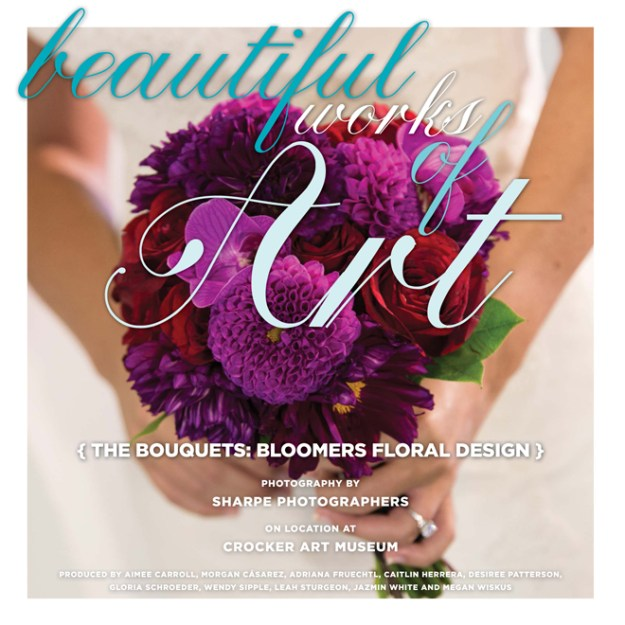 Beautiful Works of Art: The Bouquets {Bloomers Floral Design}