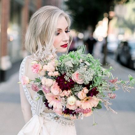 Relles Florist Sacramento Wedding Flowers Real Weddings Magazine