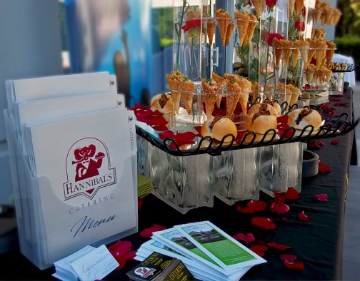 Featured Partner: Hannibal's Catering & Events