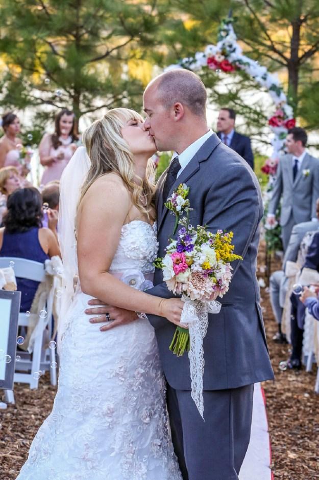 Real Weddings Wednesday: Presenting Holly & Matt