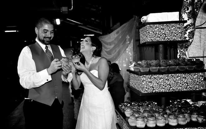 Angelica & Michael - Photos by Unforgettable Portraits by Catherine Sackett on www.realweddingsmag.com 30
