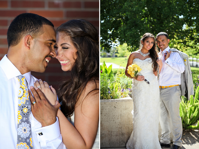 Gina & BJ by Pyxie Studios on www.realweddingsmag.com 13