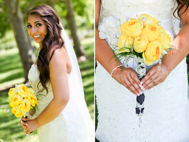Gina & BJ by Pyxie Studios on www.realweddingsmag.com 4A