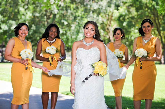 Gina & BJ by Pyxie Studios on www.realweddingsmag.com 5