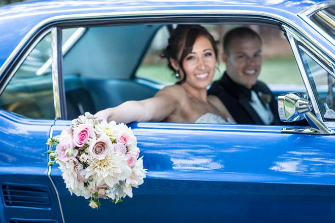 Krista & Josh by H & Company on www.realweddingsmag.com 19