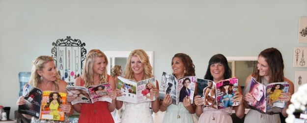 Trista & Chris by Foothill Photography on www.realweddingsmag.com 6