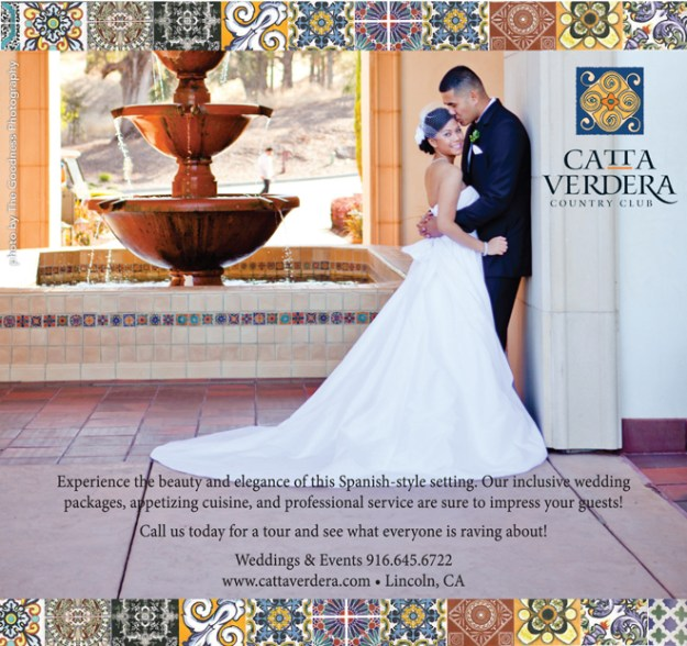 Best Lincoln Wedding Venue   Best Sacramento Wedding Venue   Wedding Pro Spotlight   Catta Verdera Country Club