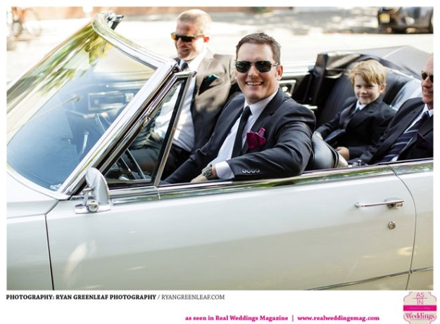 Sacramento Wedding Tuxes-Real Weddings Magazine