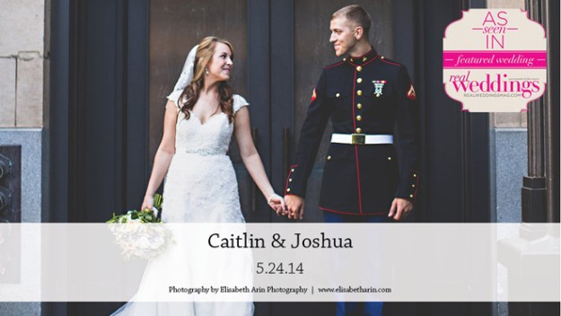 Sacramento Weddings:  Caitlin & Joshua {Featured Real Wedding from the Winter/Spring 2015 Issue of Real Weddings Magazine}