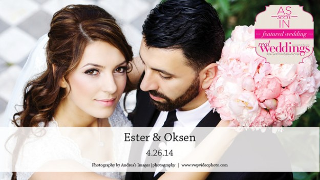 Sacramento Weddings:  Ester & Oksen {Featured Real Wedding from the Winter/Spring 2015 Issue of Real Weddings Magazine}